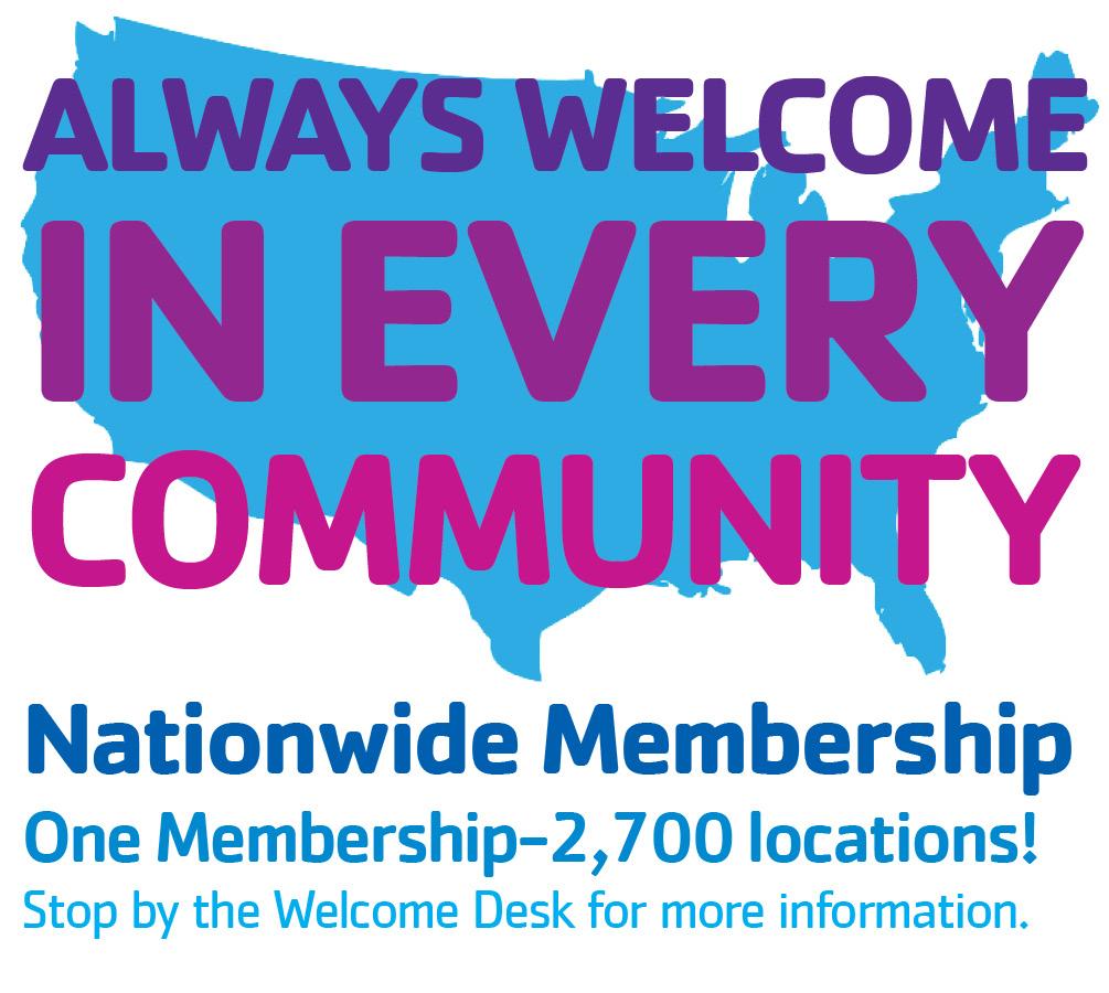 Nationwide Membership